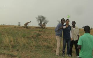 A group trip to Murchison falls national park