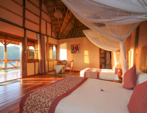 Crater Safari Lodge