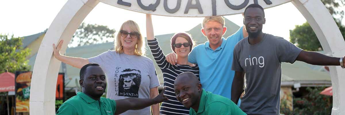 The Uganda Equator