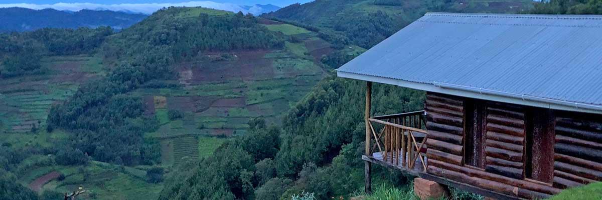 Tourist accomodations in Uganda