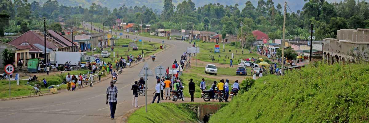 Vist Uganda