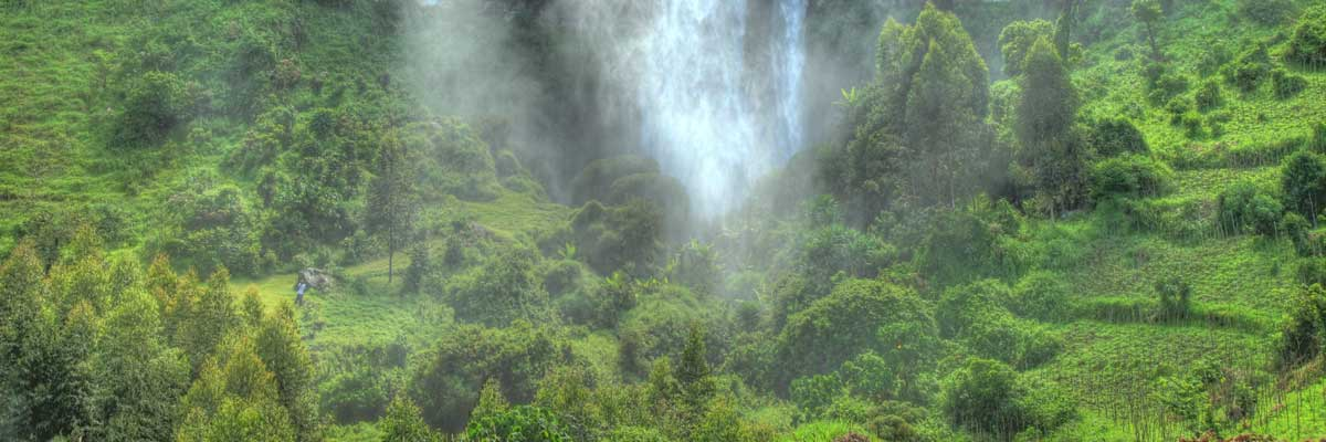 Mt.Elgon National park