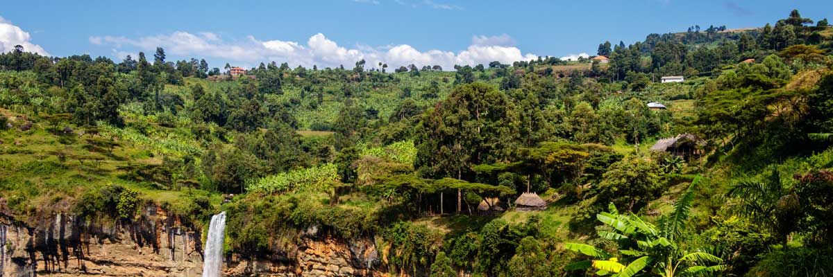 Mt.Elgon National park