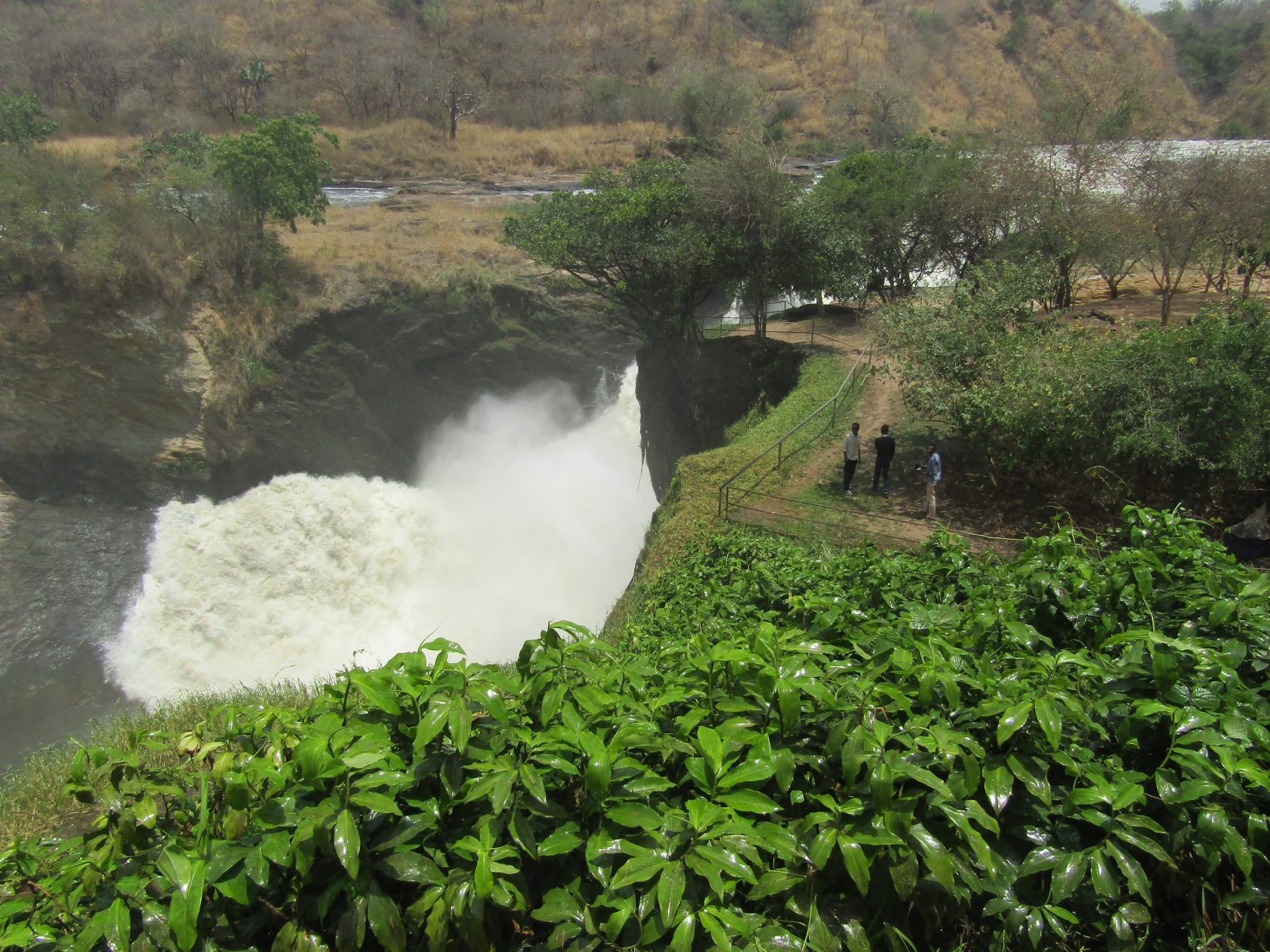 The Murchison Falls