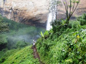 Visit the great Sipi falls in Uganda
